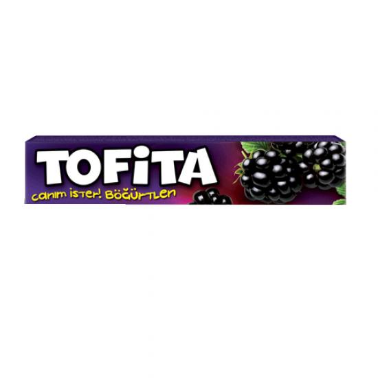 Kent Tofita Blackberry Flavored Candy (47 gr)