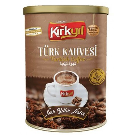 Kırkyıl Gum Mastic Turkish Coffee (250 gr)