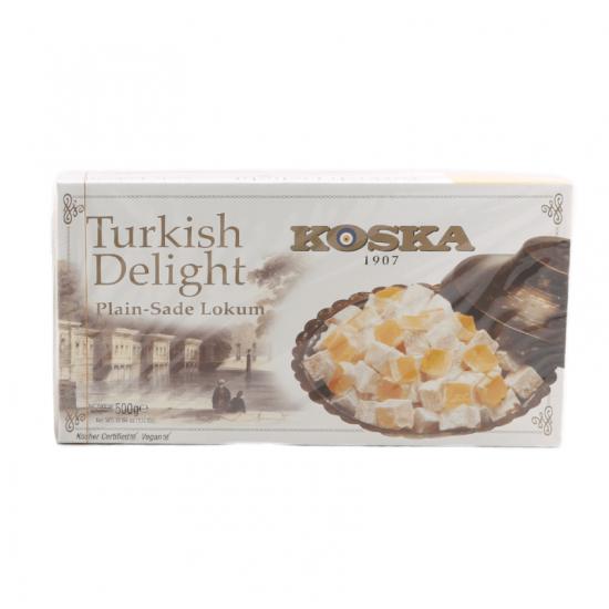 Koska Plain Turkish Delight (500 gr)