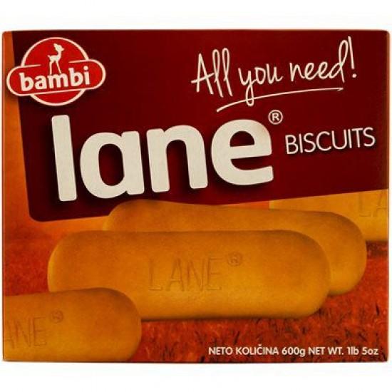 Bambi Lane Biscuits (600 gr)