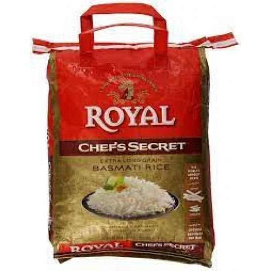 Royal Chef's Secret Easy Cook Basmati Rice  (10 lbs)