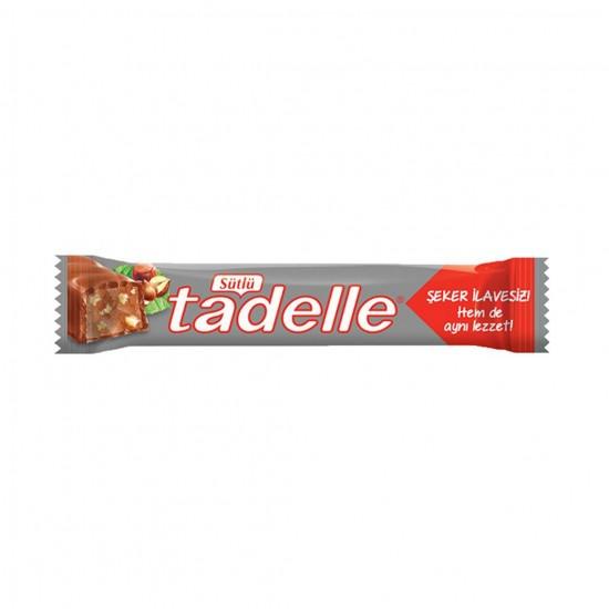 Tadelle SugarNo Added Milk Chocolate (20 gr)