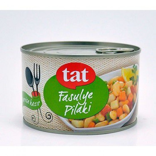 Tat Cooked White Beans (300 gr)