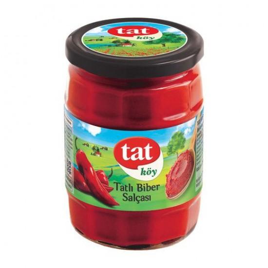 Tat Village Antep Type Mild Pepper Paste (550 gr)
